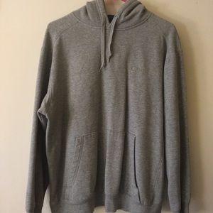 Starter hoodie in gray